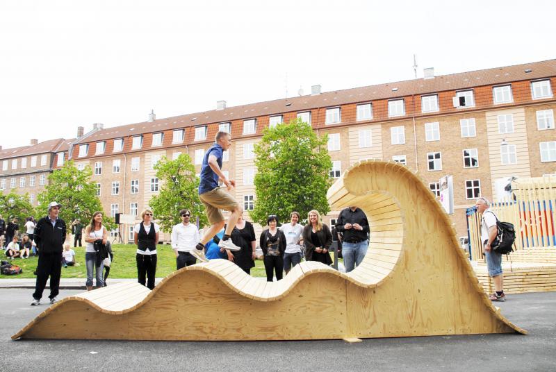 Borgerdrevet byfornyelse_Bølgen
